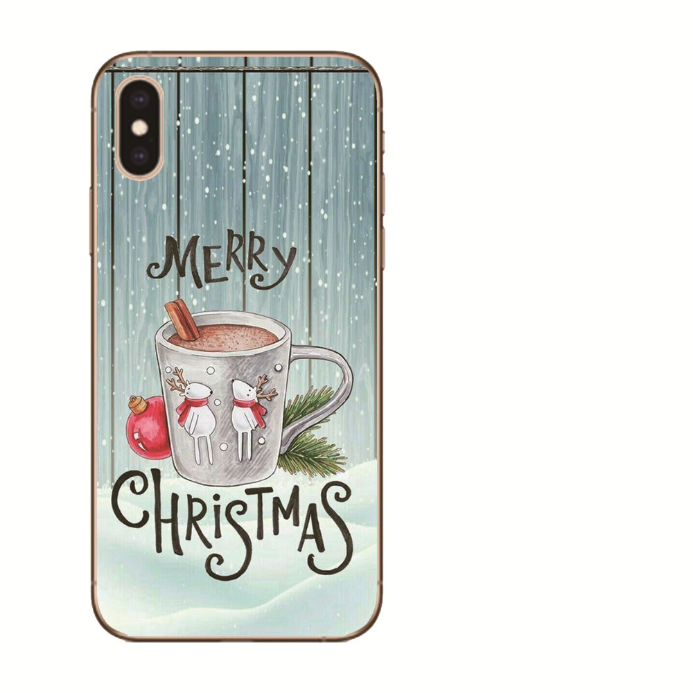 Case Cute Deadpool Christmas Snowman For Samsung Galaxy A7 2018 case A6 A8 A5 A3 A9 2016 2017 2018 Etui Coque Fundas Silicone in Fitted Cases from Cellphones Telecommunications