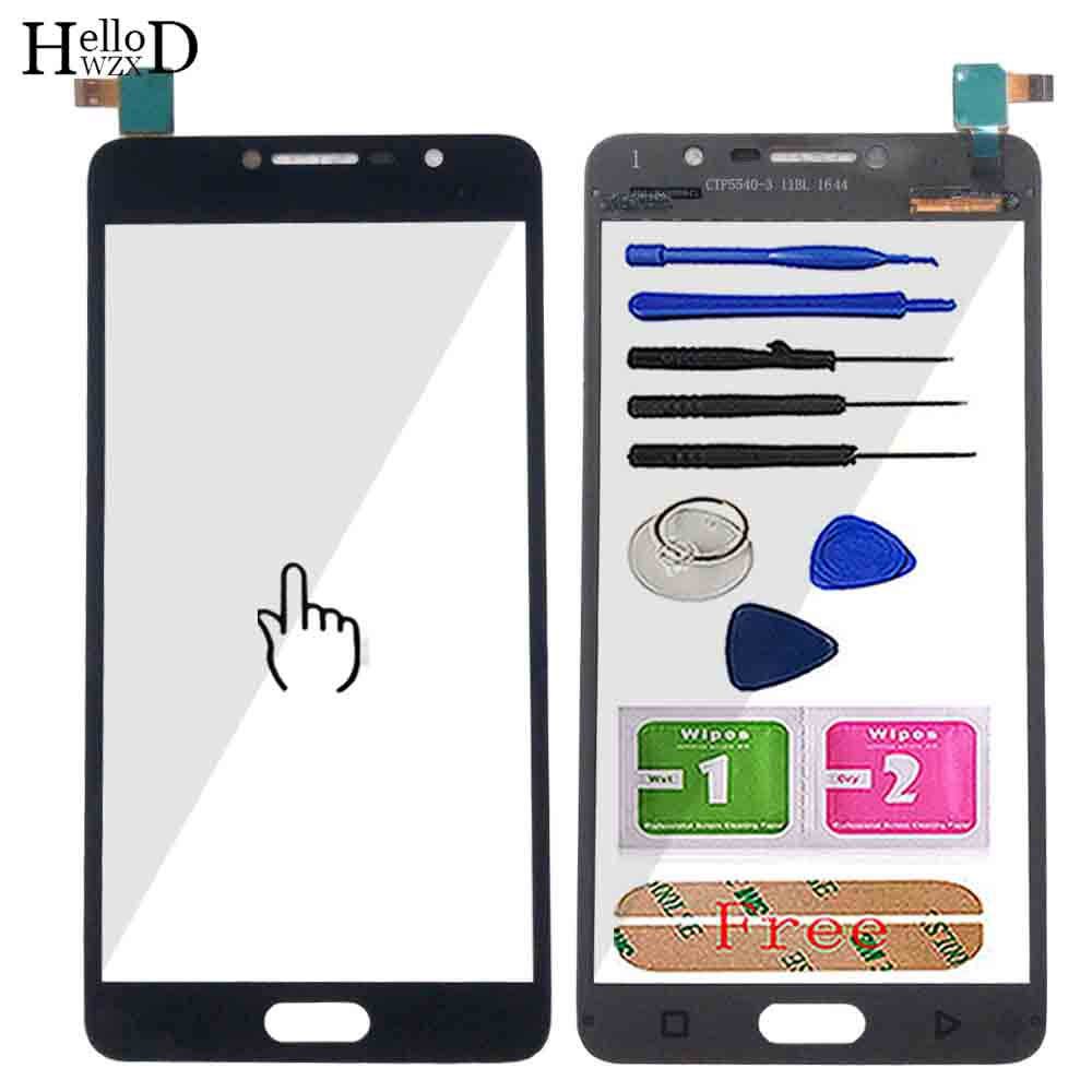5.5'' Mobile Touch Screen For Alcatel Pop 4S Pop4s OT5095 5095 5095Y Touch Screen Digitizer Glass Sensor Panel Touchscreen Tools