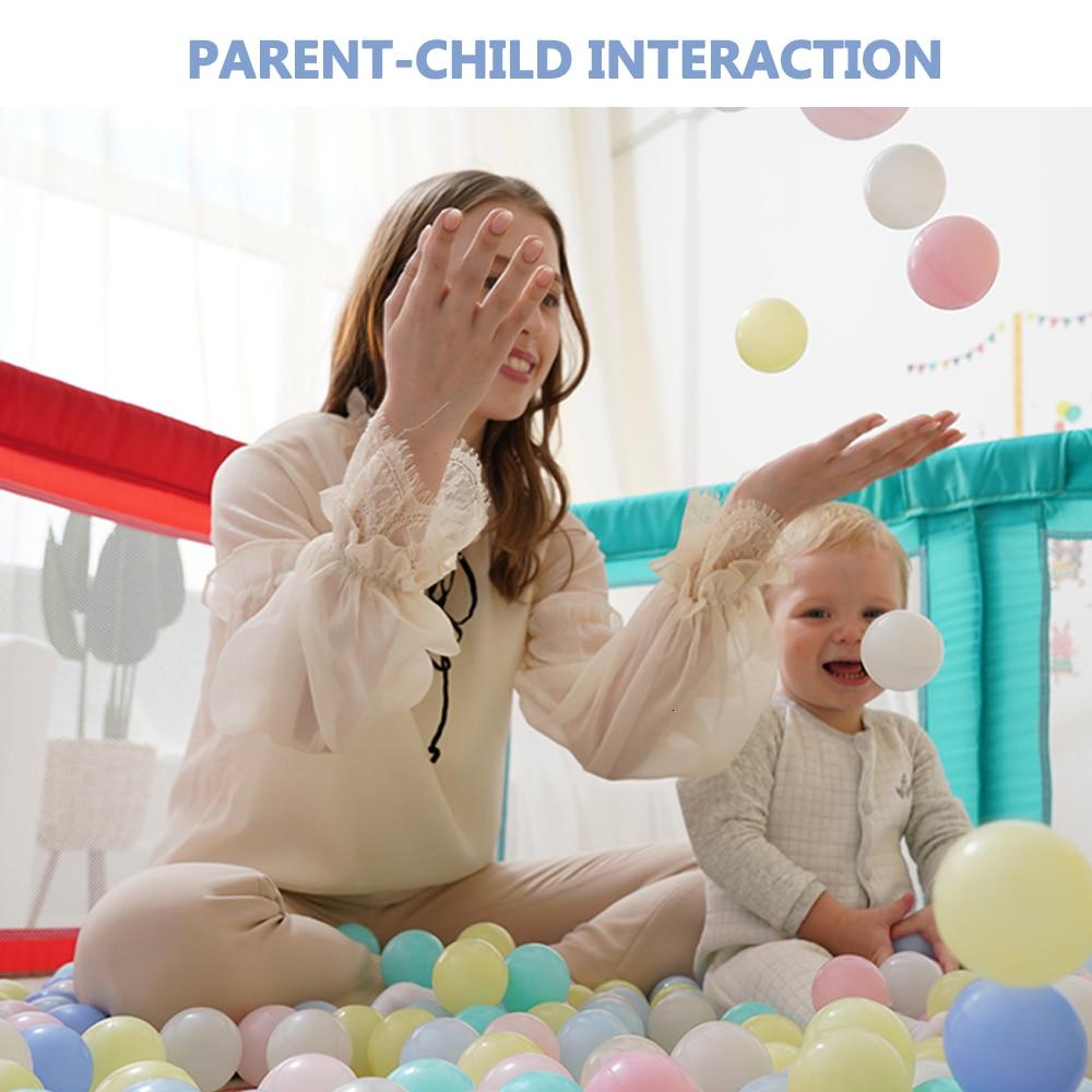 Eco-Friendly Plastic Ocean Ball - 100 Pcs 7cm Best Children's Lighting & Home Decor Online Store