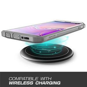 """Image 4 - Funda para Samsung Galaxy S10 Plus, carcasa de 6,4 """", carcasa UB Pro de cuerpo completo, funda resistente con soporte, sin Protector de pantalla incorporado"""