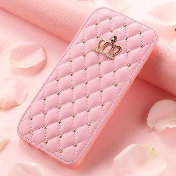 Θήκη Luxury Girl για iPhone 11 Pro Max X Xr Xs 8 Plus 7 6S 6 5 5S SE Capa Προστασία Κινητών Gadgets MSOW