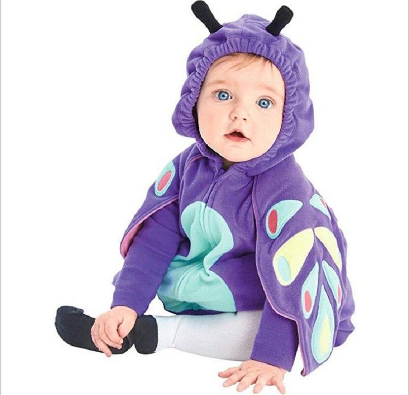 Одежда для маленьких девочек; карнавальный костюм на Хэллоуин с изображением единорога и фруктов; Одежда для новорожденных мальчиков; Рождественский подарок; комплект одежды для младенцев - Цвет: 6