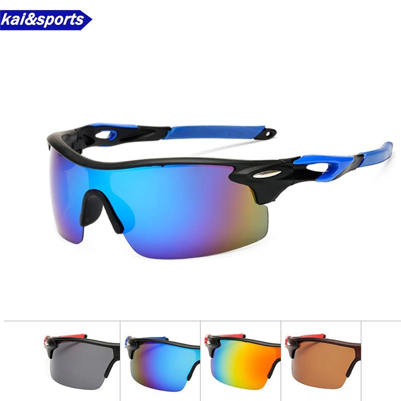 Top  Polarized Sunglasses Cross Country Skiing Glasses Polarizing Riding Glasses Ski Goggles Sports Snowboard Fashion
