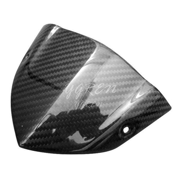 fit for 2017-2019 Z1000R Upper Front Nose Windshield Screen Cowling Fairing Carbon Fiber