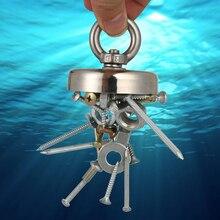 Супер сильный магнит горшок рыболовные магниты спасательный рыболовный крючок магниты Imanes сильнейший постоянный мощный магнитный неодимовый