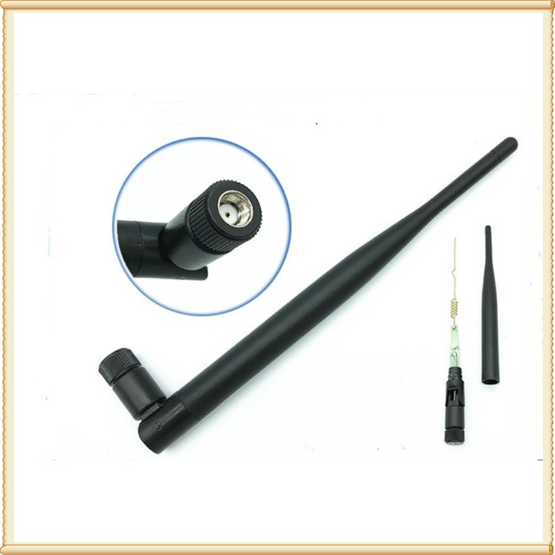 2.4 GHz 5.8 Ghz  Wifi Antenna RP SMA Male /  SMA Male Connector Dual Band  Wi Fi Antenna Wireless Router Antenna
