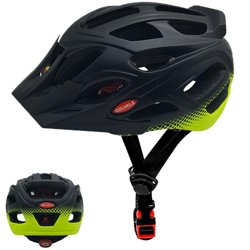 TRAIL XC Bicycle Helmet All terrai MTB Cycling Bike Sports Safety Helmet OFF ROAD Super Mountain Bike Cycling Helmet BMX|Bicycle Helmet| |  - title=