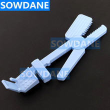 цена на Dental X-ray photograph material clip X ray Film holder dental oral camera X-ray machine dedicated