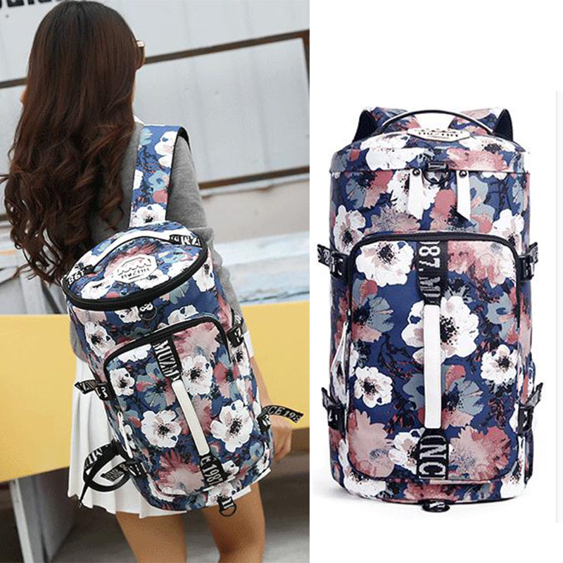 Sport Gym Backpack For Men Women Fitness Luggage Bag Waterproof University School Backpack Boy Girl Student Bookbag Notebook Bag