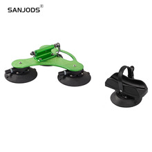 SANJODS Roof Rack Suction Car Rack Quick Installation Sucker Roof for MTB Mountain Road Bike Carrier For Car недорого