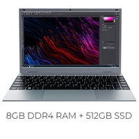8GB Ram 512GB SSD