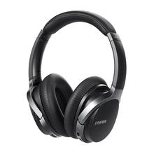 Edifier W860NB Active Noise Cancelling Over-Ear Bluetooth aptX Headphones with Smart Touch mopw h4 over ear eq app wireless headphones aptx hifi stereo bluetooth noise cancelling headphones with microphone