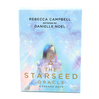 The Starseed Oracle A 53-Card Deck PDF Guidebook connect to the callings of your soul and the guidance of your heart margie warrell make your mark a guidebook for the brave hearted