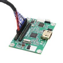 Płyta sterownicza LVDS/konwerter LVDS na HDMI obsługuje rozdzielczość 1080P