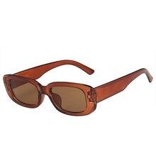 Vintage Sunglasses Eyewear-Shade Driving Square Uv-Protection Retro Unisex Fashion Travel