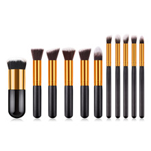 цены Makeup Brushes Set Professional Powder Foundation Blush Blending Eye shadow Make Up Brush Cosmetics Beauty Tools