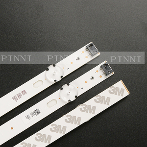 Image 1 - New 3 PCS 7LED 83cm LED strip for LG 43UK6300PLB 43UJ634V 43LJ61_FHD_L LC43490059A LC43490058A Innotek 17Y 43inch_A LC43490074A