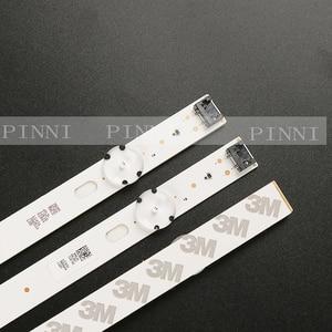 Image 1 - Nuovo 3 PCS 7LED 83 centimetri di striscia del LED per LG 43UK6300PLB 43UJ634V 43LJ61_FHD_L LC43490059A LC43490058A Innotek Ypnl 17Y 43inch_A LC43490074A