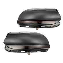 2 pieces For VW Golf MK6 GTI 6 R line Touran Dynamic Blinker Side Mirror indicator For Volkswagen VI R20 LED Turn Signal Light