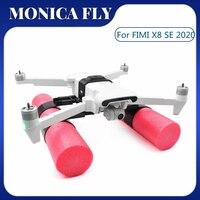 UAV-kit de deslizamiento de aterrizaje de seaplanes, equipo de aterrizaje para FIMI X8 SE 2020, accesorios para Dron