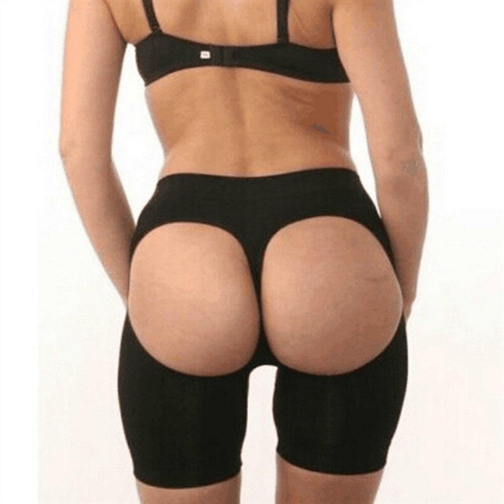 Shapewear Panties Briefs Women Booty Hip Enhancer Push Up Butt Lifter Shaper Tummy Control Panty Underwear Waist Trainer Corset