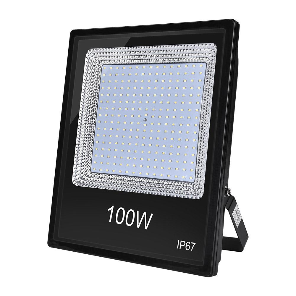 1Pcs Module Flood Light 100W LED Floodlight IP67 220V Spotlight Refletor Outdoor Lighting Garden Lamp