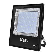 1Pcs Module Flood Light 100W LED Floodlight IP67 220V Spotlight Refletor Outdoor Lighting Garden Lamp