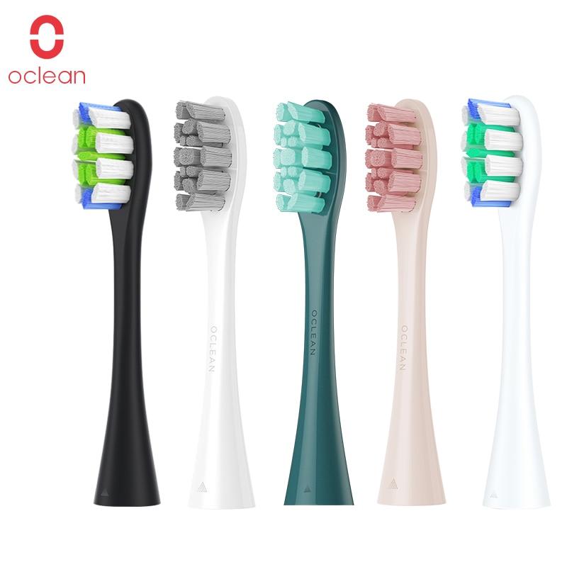 Сменные насадки для зубной щетки Oclean PW01/03/05/07/09 P5, насадки для втулки, совместимые с зубной щеткой Oclean X/ X pro/ Z1/ F1 Sonicare