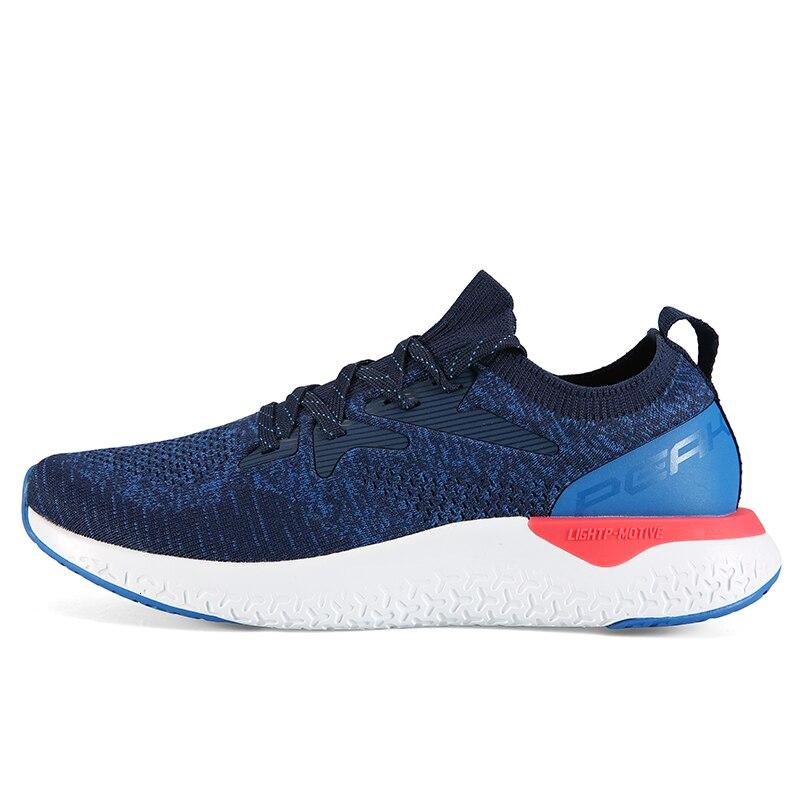 PEAK Unisex Running Shoes Antislip Breathable Women's Retro Sport Sneakers Travelling Shoes For Men