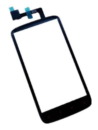ZGY Touchscreen per htc Sensation 4G, G14, z710t Z710e Digitizer Vetro del Pannello Frontale Obiettivo di Vetro Sensor parti di Ricambio