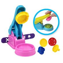 Kids Children DIY Polymer Clay Tool Set 3D Color Mud Modeling Educational Handmade Toys for Girls Boys Gifts QX2D
