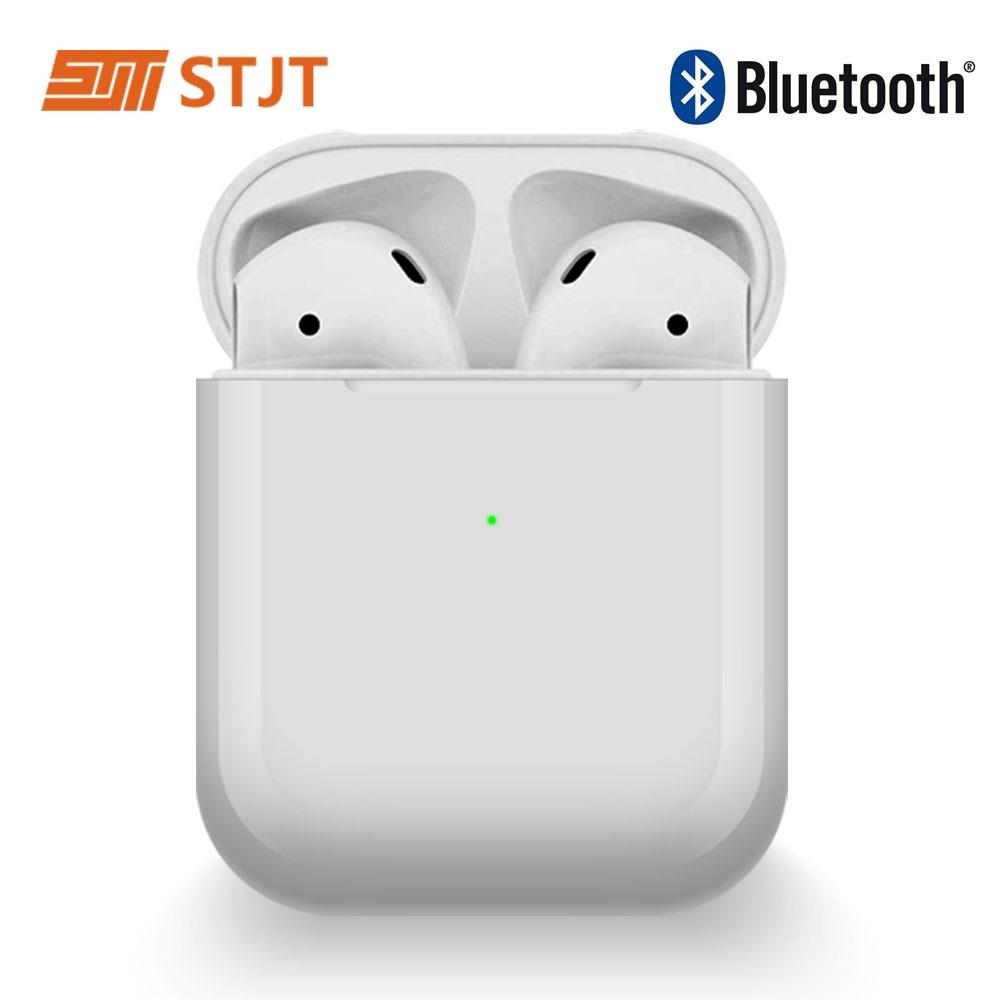 TWS Mini Wireless bluetooth earphone Charging compartment Wireless Headphones music wireless headphones bluetooth for iPhones