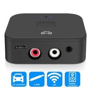 Image 2 - B11 Nfc Nieuwste Bluetooth 5.0 Music Receiver Draadloze Audio Handsfree Call Adapter Voor Iphone Voor Android Apparaten