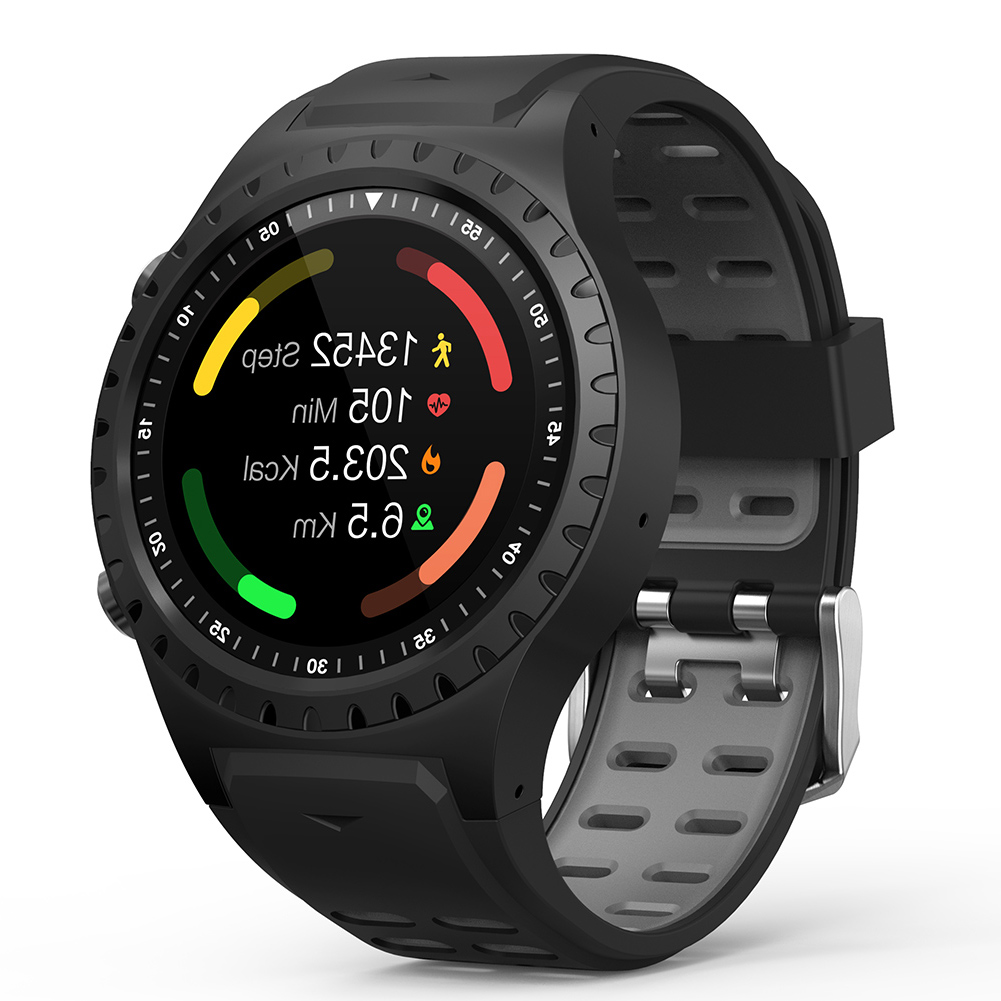 <font><b>M1</b></font> Outdoor Smart <font><b>Watch</b></font> Bluetooth Fitness Multi-Sport Mode SIM Gift Heart Rate Monitor GPS Tracker Clock Waterproof Professional image
