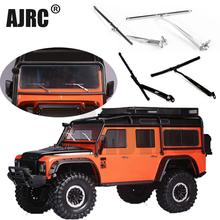 Exquisitely Simulated Metal Movable Wiper For 1/10 RC Crawler Car Traxxas TRX4 bronco  Axial 90046 90047 Wrangler TRX 4