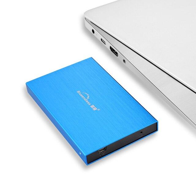 "Blueendless HDD 2.5""Portable External Hard Drive 500gb/750gb/1tb/2tb Hard Disk hd externo disco duro externo for Laptop Desktop 3"