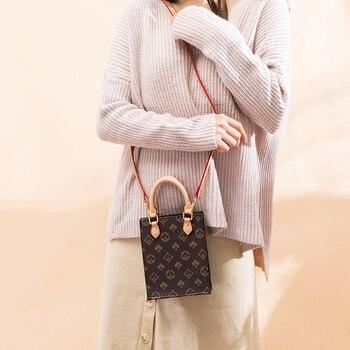 Luxury small rectangle  Printed small Handbag  4