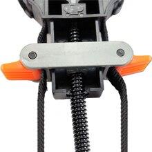 Быстрый угловой зажим ремешок держатель правый угол фиксирующий Зажим для рамки картины ящик деревообрабатывающий TUE88