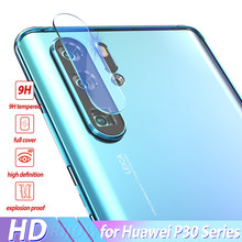 3PCS Camera Len P30 Pro Tempered Glass for Huawei P40 lite Plus Protective Screen Protector P40 Pro Honor 20 E Mate 30 Pro Film(China)