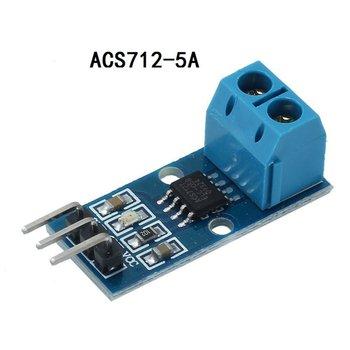5-30A zakres moduł prądu moduł czujnika Acs712 moduł czujnika prądu wysoka sprawność Ultra mały Mini moduł prądu niebieski tanie i dobre opinie LESHP NONE CN (pochodzenie)