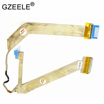 GZEELE akcesoria do laptopa nowy LVDS kabel do ekranu LCD dla Dell XPS M1330 1330 1318 PP25L ekran laptopa Flex 50 4C310 101 0RW488 tanie i dobre opinie Laptop Cases Laptop Wymień Pokrywa Unisex Nie zamek Fasion Plastic Solid