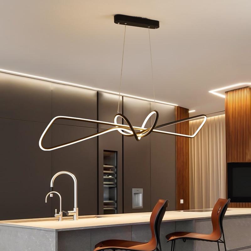 Modern Led Pendant Lights For Living, Dining Room Pendant Lighting