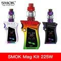 Vape Smok Mag Kit Eletrônico Cigarro Vaporizador Alienígena 225 W Vape Caixa Mod E Cigarro Mech Mod Kit Vs Mini S067