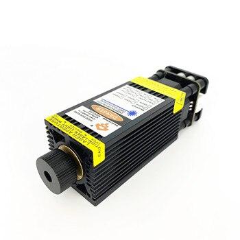 Laser CNC 7W laser head 7000mw 33mm blue laser module DIY for CNC wood router DC12V TTL PWM D-ZK3 efficient light transmission laser head d ne830 page 6