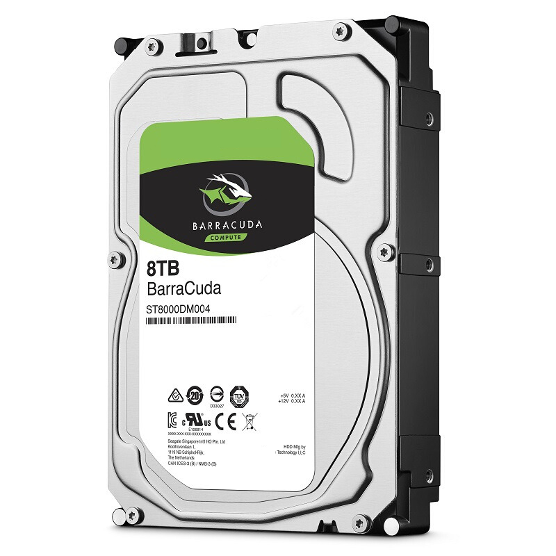 """New HDD For Seagate Brand 8TB 3.5"""" SATA 6 Gb/s 256MB 5400RPM For Internal Hard Drive For Surveillance HDD For ST8000DM004 2"""
