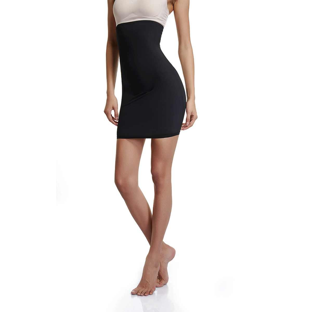 Women Shapers Half Slip Control Dress Slimming Underwear Skirts High Waist  Shapewear Butt Lift Tummy Control Underskirt S 3XL| | - AliExpress
