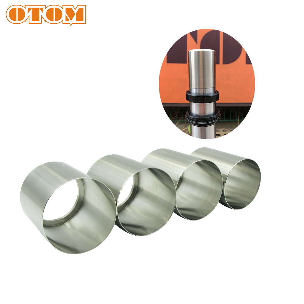 OTOM Universal Motorcycle Oil Seals Install Tool Steel Drill Sleeve Brushing Guide Sleeve Precision Bearing Jig Bushes
