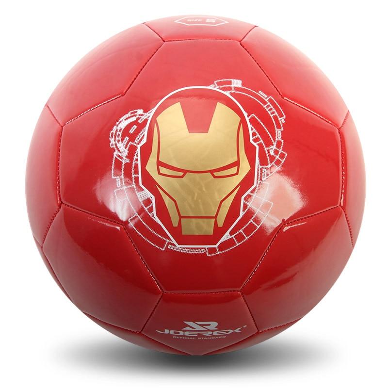 Marvel Professional Size 5 Football Premier PVC Sew Soccer Ball Goal Team Match Training Balls League Futbol Bola