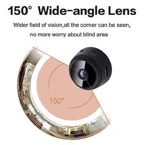 Mini HD 1080P Wireless WiFi Video Record DV Home Security Night Vision IP Magnetic Camera Surveillance Remote Detection Camera