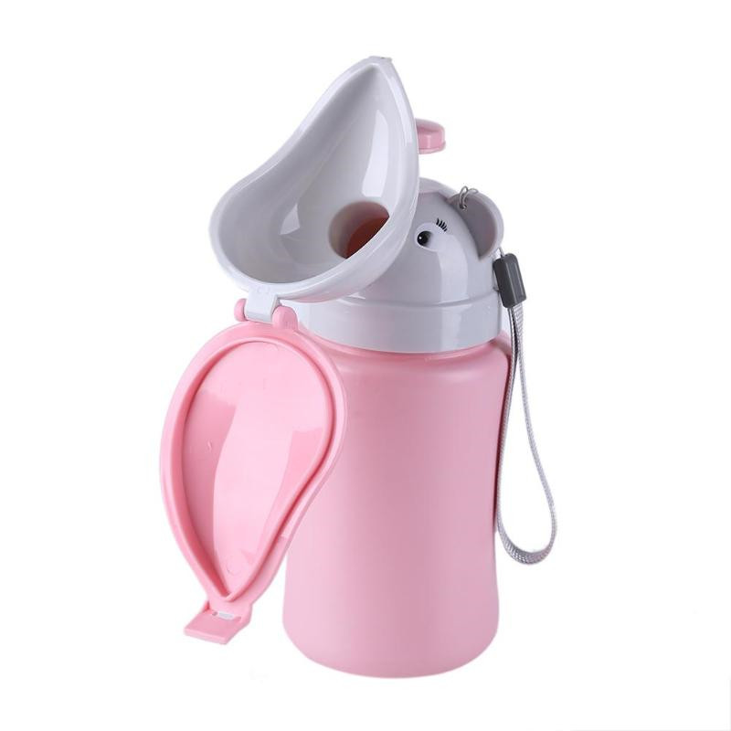 Baby Portable Hygiene Toilet Urinal Boys Girls Pot Outdoor Car Travel Anti-leakage Potty Kids Convenient Toilet Training Potty